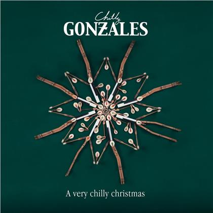 Chilly Gonzales - Very Chilly Christmas (LP)