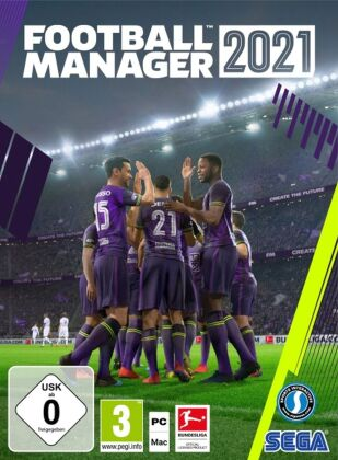 Football Manager 2021
