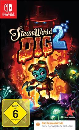 Steamworld Dig 2 - (Code in a Box)