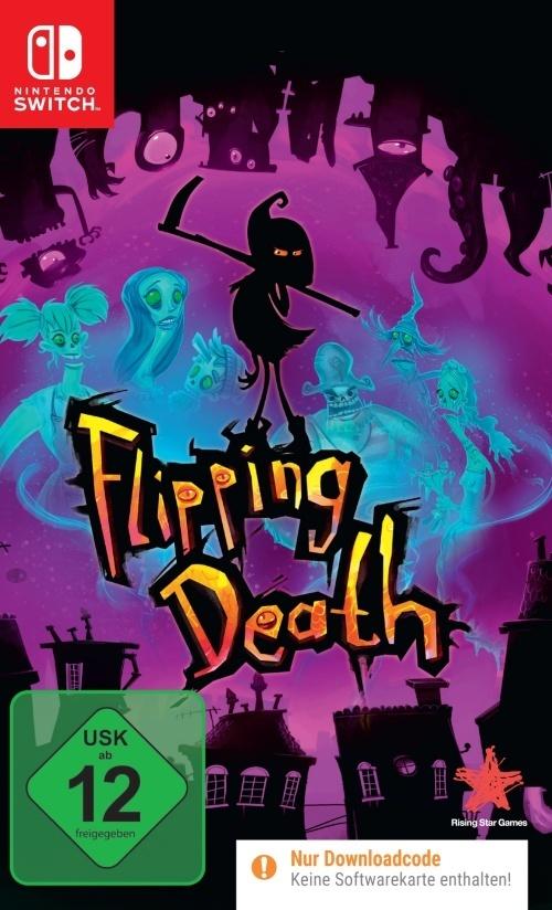 Flipping Death - (Code in a Box)