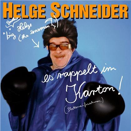Helge Schneider - Es Rappelt Im Karton (2020 Reissue, 2 LPs)