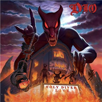 Dio - Holy Diver (2020 Reissue, BMG, 2 CDs)