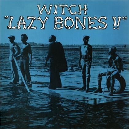 Witch - Lazy Bones (2020 Reissue, Orange Opaque Vinyl, LP)
