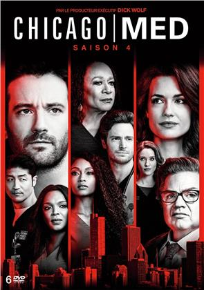 Chicago Med - Saison 4 (6 DVDs)