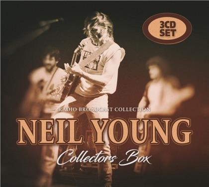 Neil Young - Collectors Box (3 CDs)
