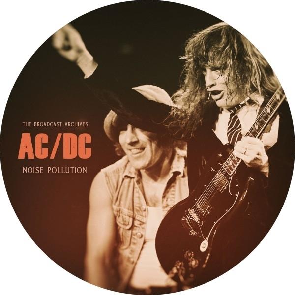 """AC/DC - Noise Pollutionn (Picture Disc, 12"""" Maxi)"""