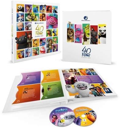 Dreamworks Classics - Komplettbox - 40 Filme (40 DVDs)