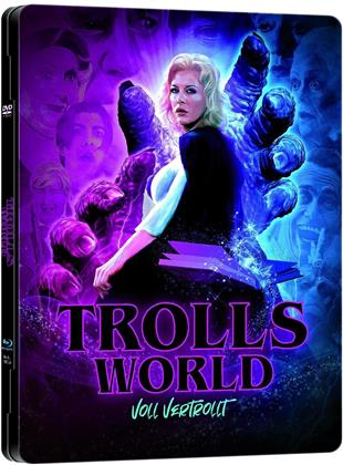 Trolls World - Voll vertrollt (2020) (Limited Edition, Steelbook, Uncut, Blu-ray + DVD)