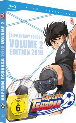 Captain Tsubasa - Vol. 2 (2018) (2 Blu-rays)