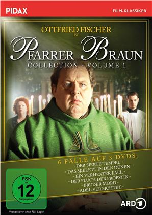 Pfarrer Braun - Collection - Vol. 1 (Pidax Film-Klassiker, 3 DVDs)