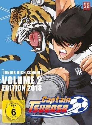 Captain Tsubasa - Vol. 4 (2018) (2 DVDs)
