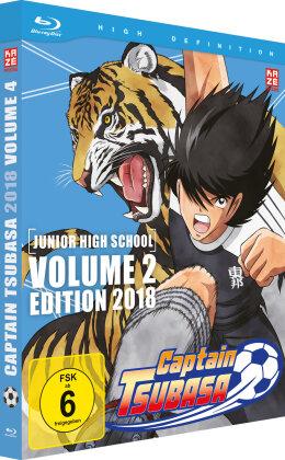 Captain Tsubasa - Vol. 4 (2018) (2 Blu-rays)