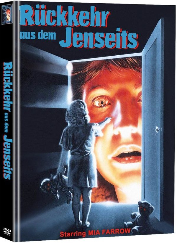 Rückkehr aus dem Jenseits (1977) (Limited Edition, Mediabook, 2 DVDs)