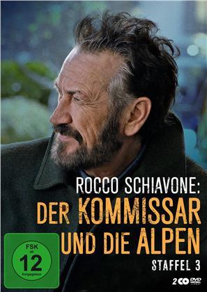 Rocco Schiavone: Der Kommissar und die Alpen - Staffel 3 (2 DVDs)