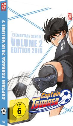 Captain Tsubasa - Vol. 2 (2018) (2 DVDs)