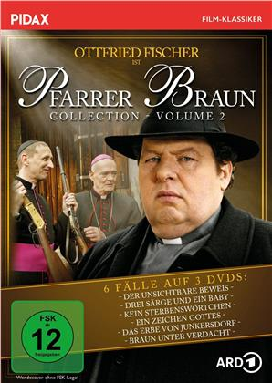 Pfarrer Braun - Collection - Vol. 2 (Pidax Film-Klassiker, 3 DVDs)