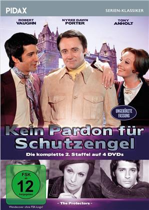Kein Pardon für Schutzengel - Staffel 2 (Pidax Serien-Klassiker, 4 DVDs)