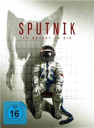 Sputnik - Es wächst in dir (2020) (Limited Collector's Edition, Mediabook, Blu-ray + DVD)