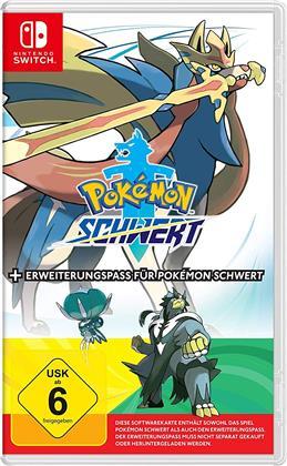 Pokemon Schwert + Erweiterung (German Edition)