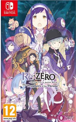 RE:Zero Prophecy of the Throne