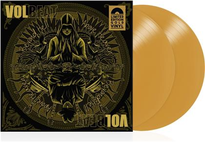 Volbeat - Beyond Hell/Above Heaven (2020 Reissue, Universal, Limited Edition, Gold Vinyl, 2 LPs)