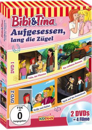 Bibi & Tina - Aufgesessen, lang die Zügel (2 DVDs)