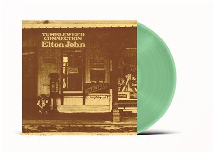 Elton John - Tumbleweed Connection (2020 Reissue, Universal, Limited Edition, Green Vinyl, LP)