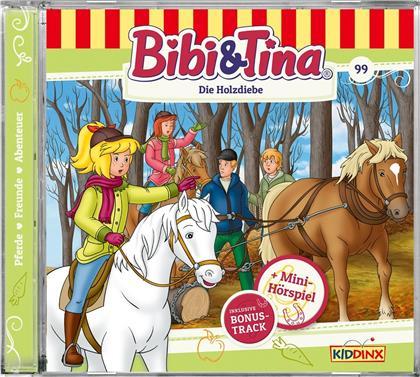 Bibi Und Tina - 99 Holzdiebe