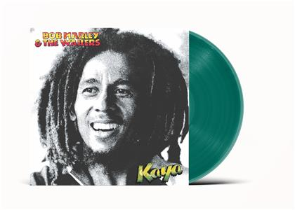 Bob Marley - Kaya (2020 Reissue, Island, Limited Edition, Green Vinyl, LP)
