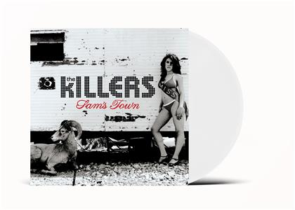The Killers - Sam's Town (2020 Reissue, Universal, Limited Edition, White Vinyl, LP)