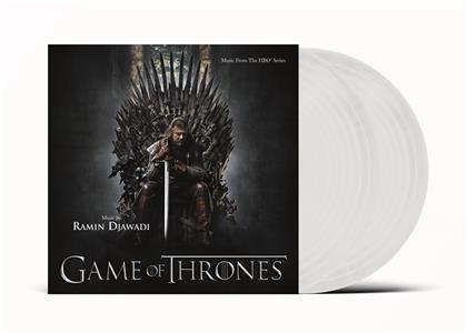 Game Of Thrones - Season 1 - OST (2020 Reissue, Concord Records, Limited Edition, White Vinyl, 2 LPs)