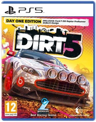 DIRT 5 (Day One Edition, Advanced Warfare DAY ZERO Edition)