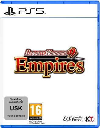 Dynasty Warriors 9: Empires