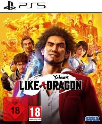 Yakuza 7 - Like a Dragon