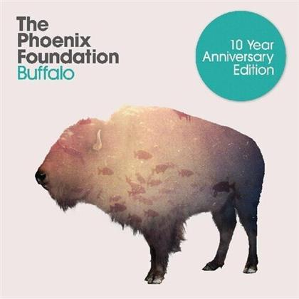 Phoenix Foundation (New Zealand) - Buffalo (Anniversary Edition, Orange Vinyl, LP + Digital Copy)