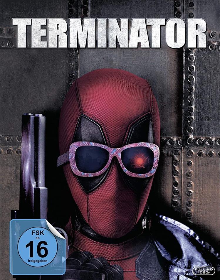 Terminator (1984) (Deadpool Photobomb Edition)