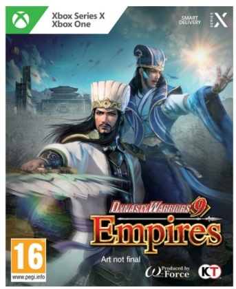 Dynasty Warriors 9: Empires