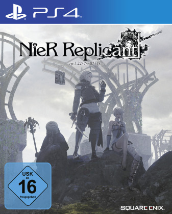 NieR Replicant ver.1.22474487139... (German Edition)