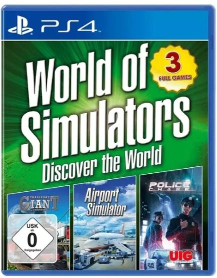 World of Simulators - Discover the World