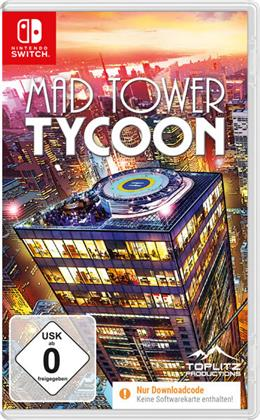 Mad Tower Tycoon - (Code in a Box)
