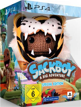 Sackboy A Big Adventure (German Special Edition)