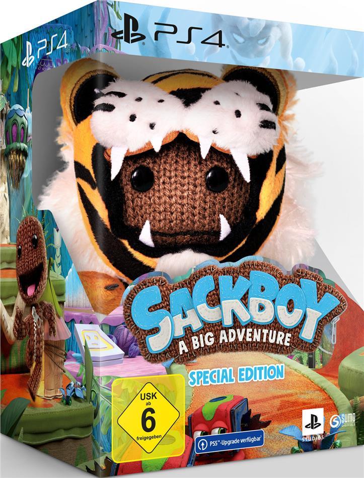 Sackboy A Big Adventure (German Special Edition)