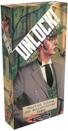 Unlock! - Sherlock Holmes: Faden (Einzelsz.) Box5B (Spiel)
