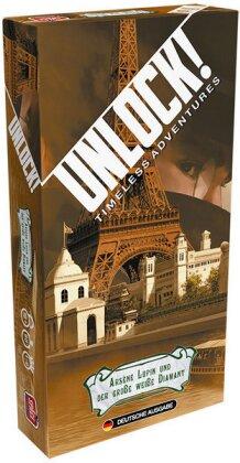 Unlock! - Arsene Lupin + Diamant (Einzelsz.) Box6B (Spiel)