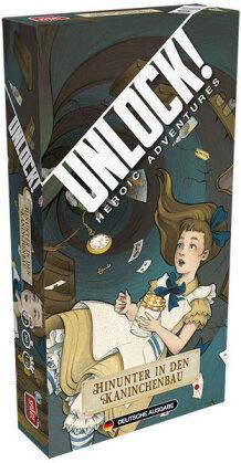 Unlock! - Hinunter i.d. Kaninch. (Einzelsz.) Box5C (Spiel)
