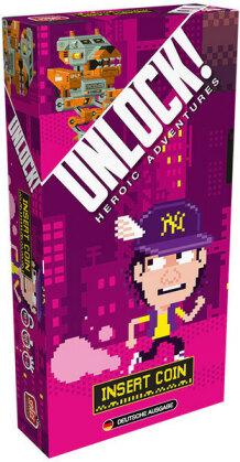 Unlock! - Insert Coin (Einzelsz.) Box5A (Spiel)