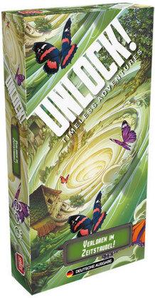 Unlock! - Verloren im Zeitstrudel (Einzelszenario) Box6C