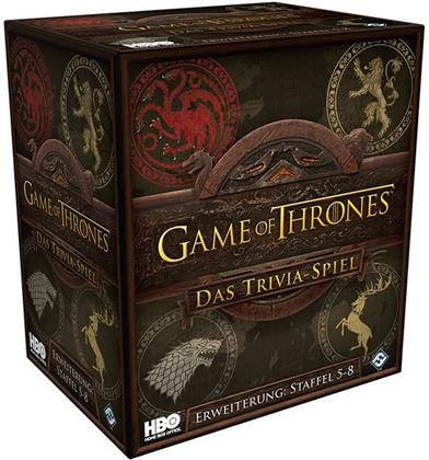Game of Thrones: Trivia-Spiel - Staffel 5-8 (Spiel)