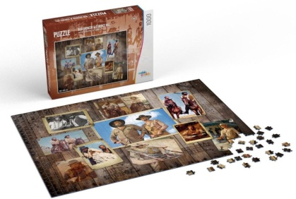 Bud Spencer & Terence Hill: Western - 1000 Teile Puzzle
