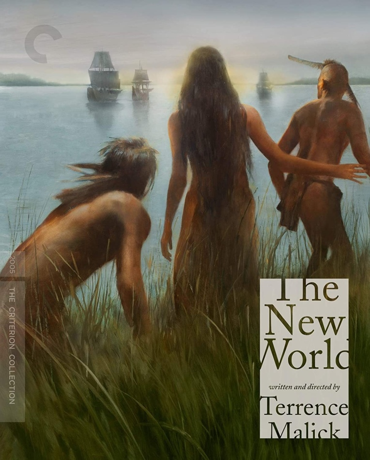 The New World (2005) (Criterion Collection)